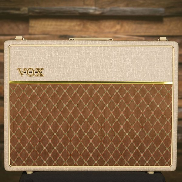 Vox VOX AC30HW2 AC30 Hand-Wired Combo With Celestion Greenbacks