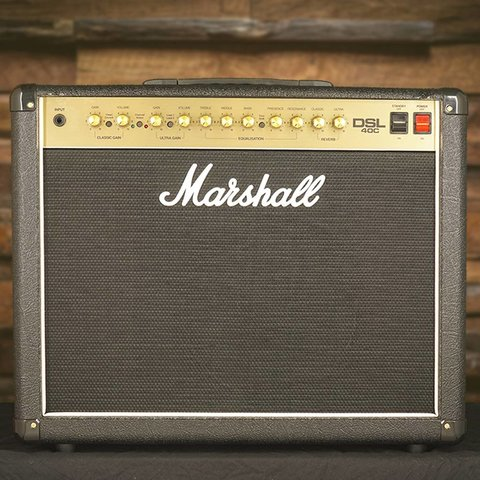 Marshall DSL40C 40-Watt 1x12 Tube Combo Amp