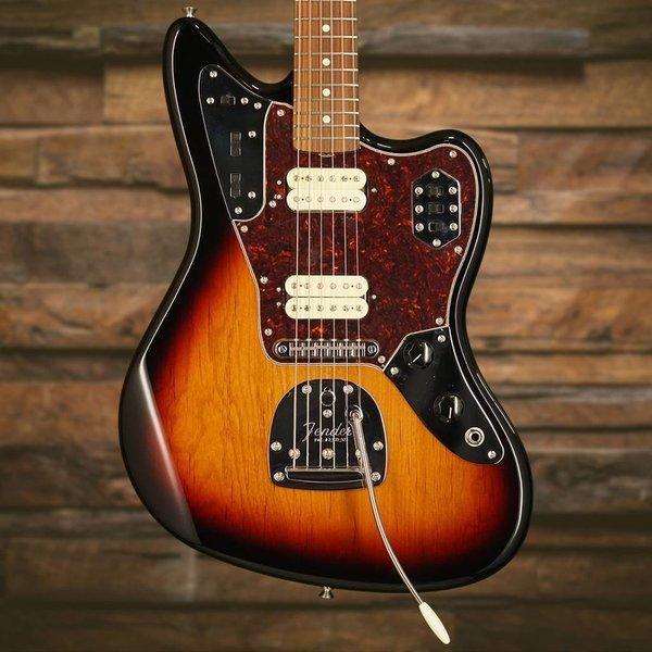 Fender Classic Player Jaguar Special HH, Rosewood Fingerboard, 3-Color Sunburst