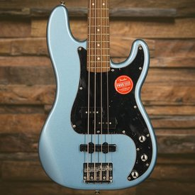 Squier Vintage Modified Precision Bass PJ, Rosewood Fingerboard, Lake Placid Blue