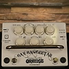 Orange BAX BANGEETAR WHT Guitar Preamp stompbox parametric cab-sim boost