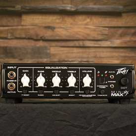 Peavey Peavey MiniMAX 500 500W Bass Amp Head