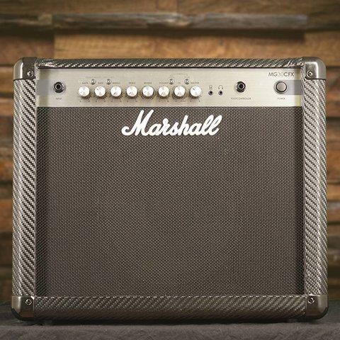 Marshall MG30CFX 30-Watt 1x10 Digital Combo Amp