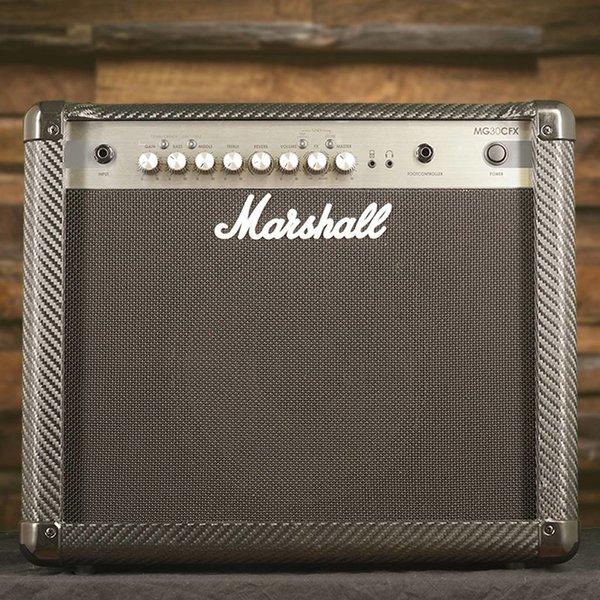 Marshall Marshall MG30CFX 30-Watt 1x10 Digital Combo Amp