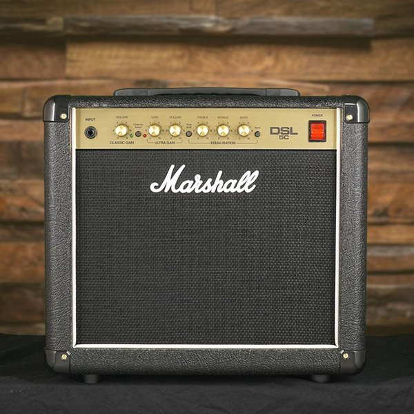 Marshall Marshall DSL5C 5-Watt 1x10 Tube Combo Amp (with Celestion Ten-30)