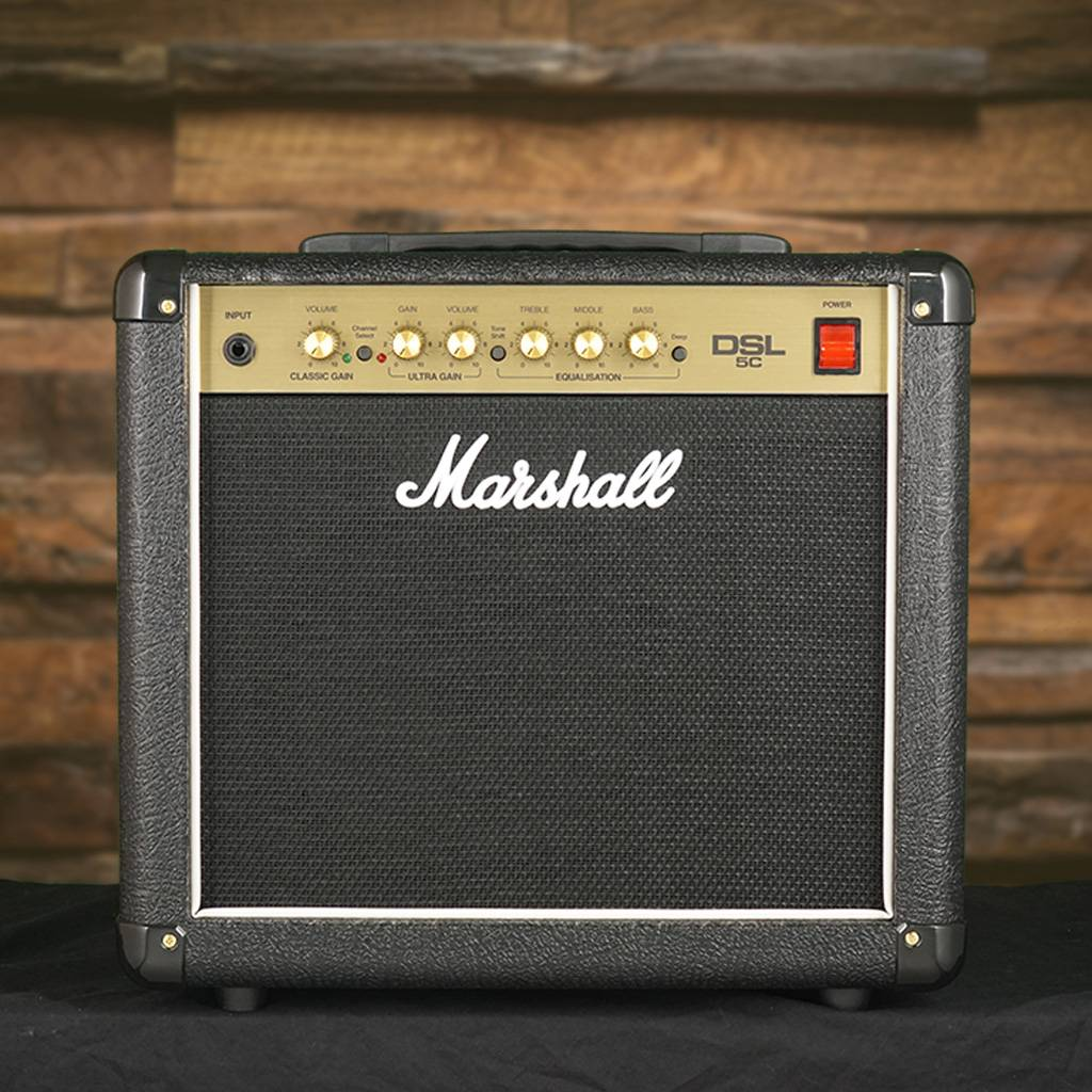 marshall marshall dsl5c 5 watt 1x10 tube combo amp with celestion ten 30 melody music shop. Black Bedroom Furniture Sets. Home Design Ideas