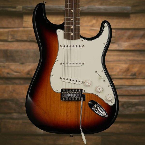 Fender Standard Stratocaster, Rosewood Fingerboard, Brown Sunburst