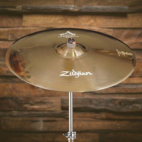 "Zildjian ACP25 23"" A Custom 25th Anniversary Limited Ed Ride"