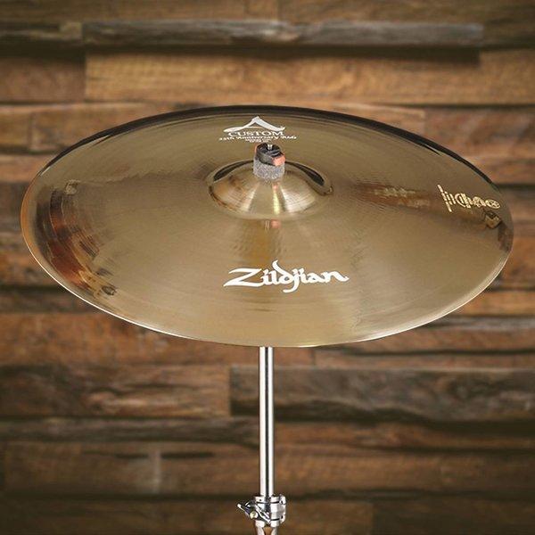 """Zildjian Zildjian ACP25 23"""" A Custom 25th Anniversary Limited Ed Ride"""