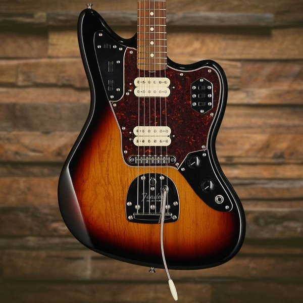 Fender Classic Player Jaguar Special HH, Pau Ferro Fingerboard, 3-Color Sunburst