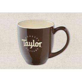 Taylor Taylor Taylor Mug Brown Glossy 15 oz.