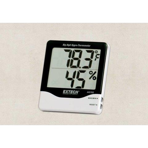 Taylor Hygro-Thermometer Big Digit