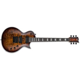 LTD ESP LTD EC-1000 Evertune Dark Brown Sunburst