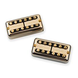 Seymour Duncan Seymour Duncan Psyclone Hot, Gold Cover, SET