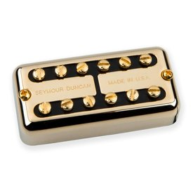 Seymour Duncan Seymour Duncan Psyclone Vintage, Neck, Gold Cover