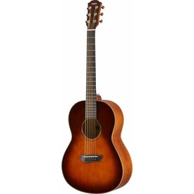 Yamaha Yamaha CSF3M TBS Compact, parlor size guitar with Solid Spruce top and solid mahogany back and sides.