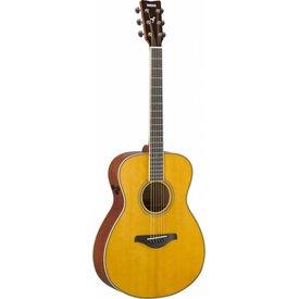 Yamaha Yamaha FS-TA VT TransAcoustic FS guitar; Vintage Tint