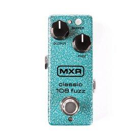 MXR MXR M296 Classic 108 Fuzz Mini