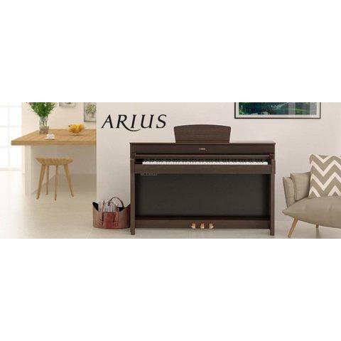Yamaha YDP184R Rosewood Arius Traditional Console Digital Piano w/ Bench