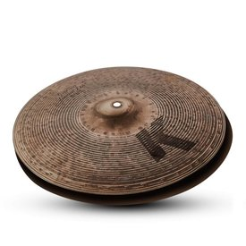 "Zildjian Zildjian K1413 15"" K Custom Special Dry Hi Hat Pair"