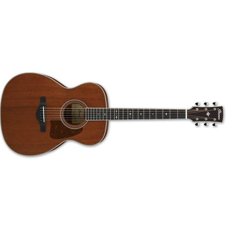 Ibanez AVC10MHOPN Artwood Vintage Thermo Aged Grand Concert Acoustic Guitar - Open Pore Natural