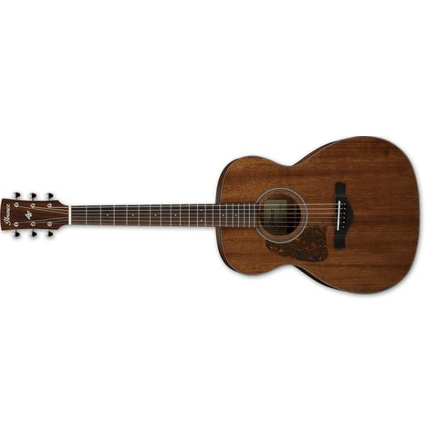 Ibanez AVC9LOPN Artwood Vintage Thermo Aged Grand Concert Acoustic Guitar Lefty - Open Pore Natural