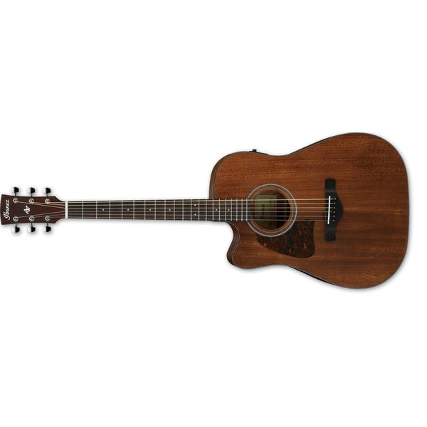 Ibanez Ibanez AW54LCEOPN Artwood Dreadnought Acoustic Electric Guitar Lefty - Open Pore Natural