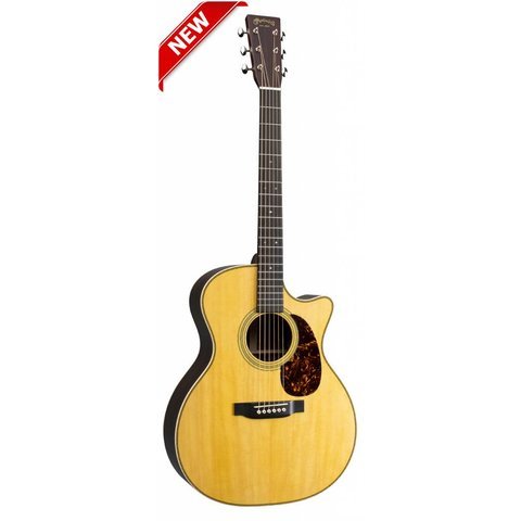 Martin GPC-28E (LR Baggs Electronics)(New 2018) Standard Series (Case Included)