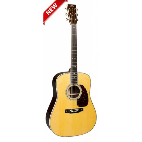 Martin D-42 (New 2018) Standard Series (Case Included)