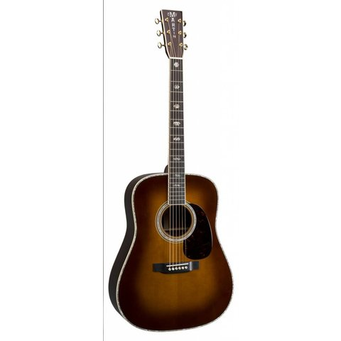 Martin D-41 Ambertone (New 2018) Standard Series (Case Included)
