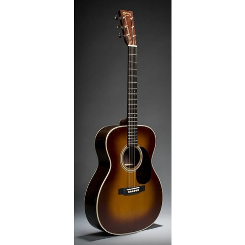 Martin 000-28 Ambertone Left (New 2018) Standard Series (Case Included)