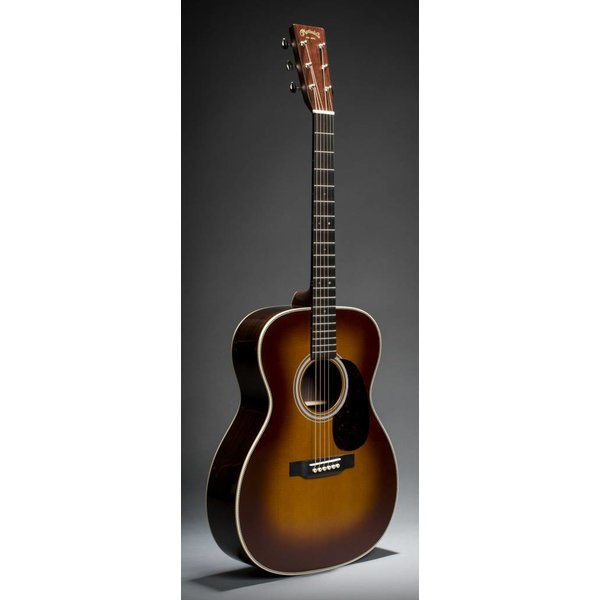 Martin Martin 000-28 Ambertone Left (New 2018) Standard Series (Case Included)