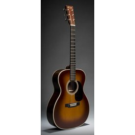 Martin Martin 000-28 Ambertone (New 2018) Standard Series (Case Included)