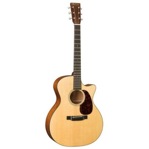 Martin GPC-18E (LR Baggs Electronics) Standard Series (Case Included)