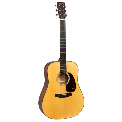 Martin D-18E (LR Baggs Electronics) Standard Series (Case Included)