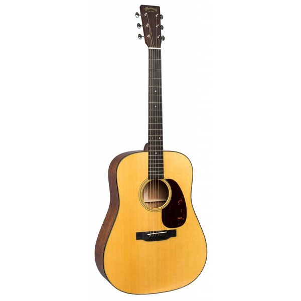 Martin Martin D-18E (LR Baggs Electronics) Standard Series (Case Included)