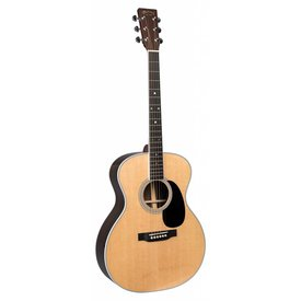 Martin Martin GP-35E (Fishman Electronics) Left Standard Series (Case Included)(Pre-2018)