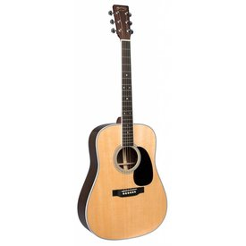 Martin Martin D-35E (Fishman Electronics) Left Standard Series (Case Included)(Pre-2018)
