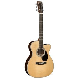 Martin Martin OMC-28E Left (New 2018) Standard Series (Case Included)