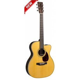 Martin Martin OM-42 Left (New 2018) Standard Series (Case Included)