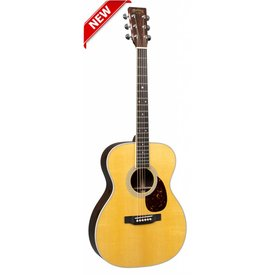 Martin Martin OM-35E Left (New 2018) Standard Series (Case Included)