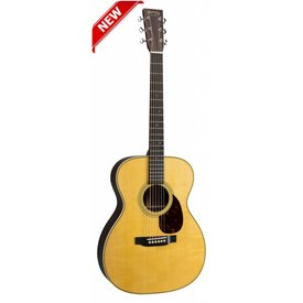 Martin Martin OM-28 Left (New 2018) Standard Series (Case Included)