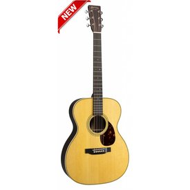 Martin Martin OM-28E Left (Fishman Elect) (New 2018 Standard Series (Case Included)