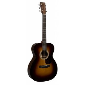Martin Martin OM-21 Sunburst Left (New 2018) Standard Series (Case Included)