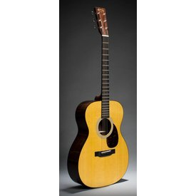 Martin Martin OM-21 Left (New 2018) Standard Series (Case Included)