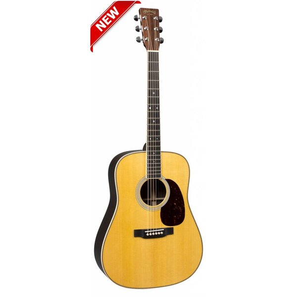 Martin Martin HD-35 Left (New 2018) Standard Series (Case Included)