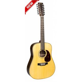 Martin Martin HD12-28 Left (New 2018) Standard Series (Case Included)