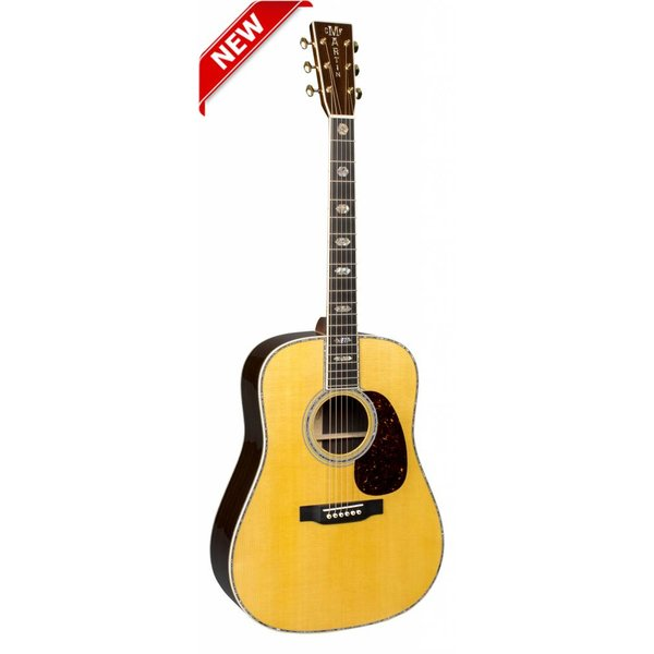 Martin Martin D-45 Left (New 2018) Standard Series (Case Included)
