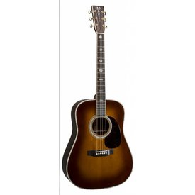 Martin Martin D-41 Ambertone Left (New 2018) Standard Series (Case Included)