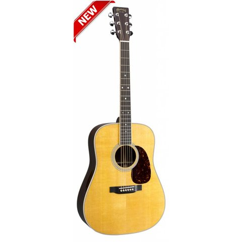 Martin D-35 Left (New 2018) Standard Series (Case Included)